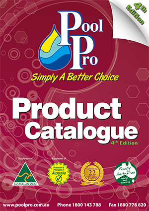 Pool Pro Catalogue 4th Edition