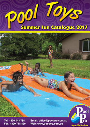 Pool Pro Toy Catalogue 2017