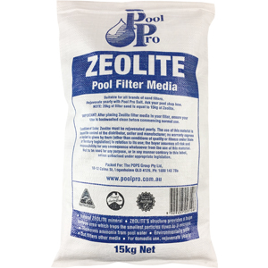 Pool Pro Filter Media Zeolite 15kg